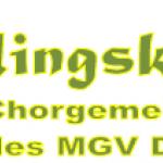 Frühjahrskonzert MGV