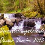 Deuzer Kalender 2015